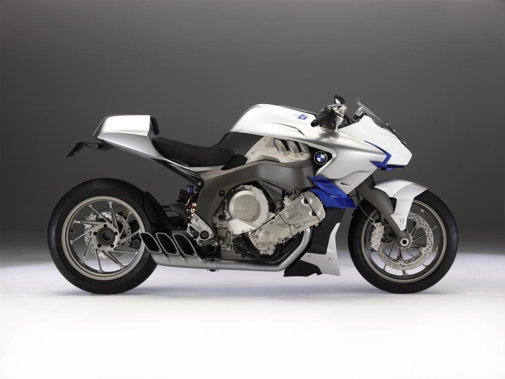 BMW Concept 6.