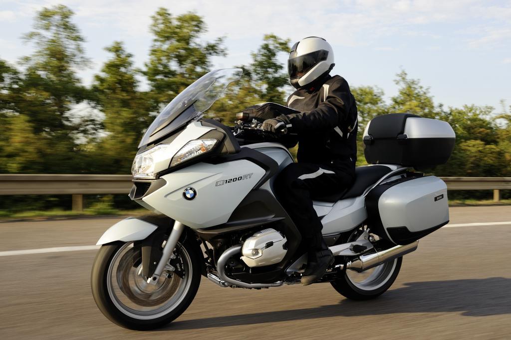 BMW R 1200 RT.