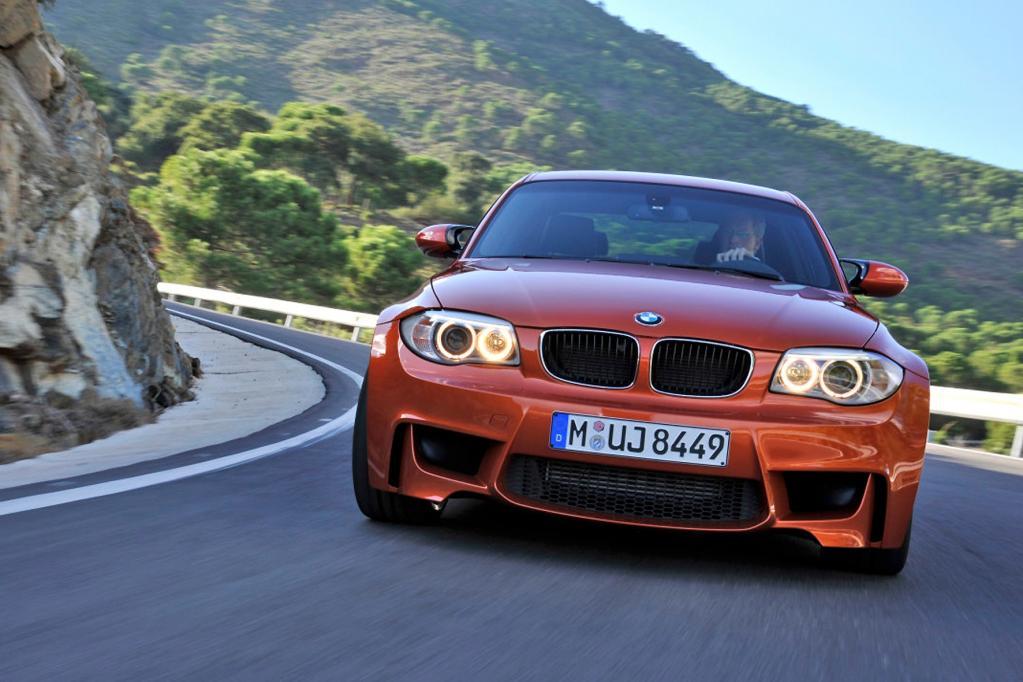 BMW gibt Preise für 1er M Coupé bekannt