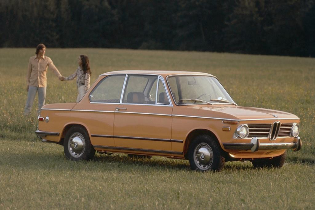 Bis 1976 wurde der 2002 in die USA exportiert