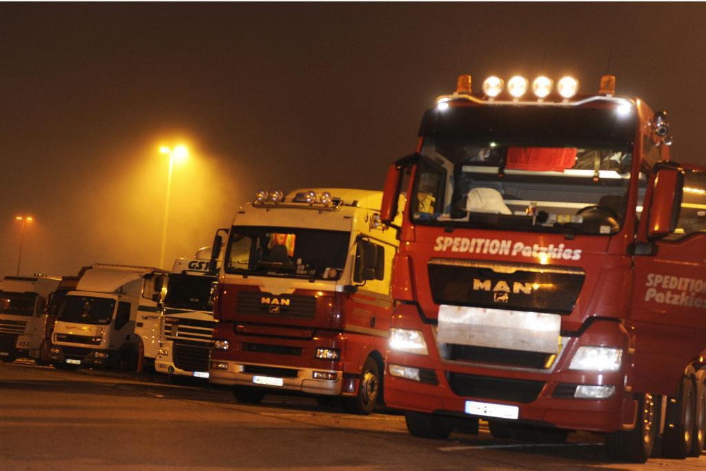 Bis zu 3 600 Euro Zuschuss für leise Lkw-Reifen