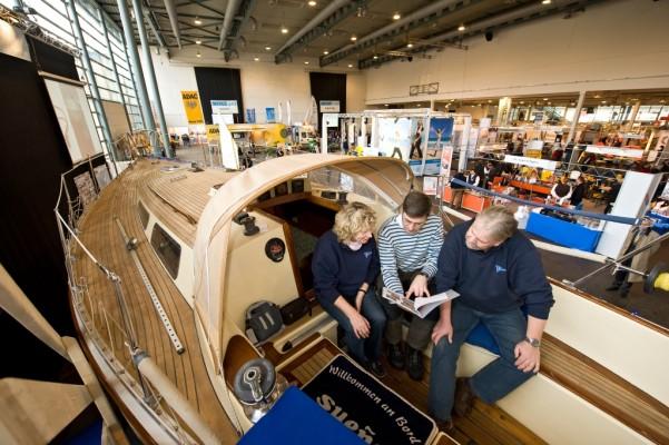 Boatfit 2011: 6. Refit- und Klassiker-Messe für Bootsliebhaber, Restauratoren und Bastler