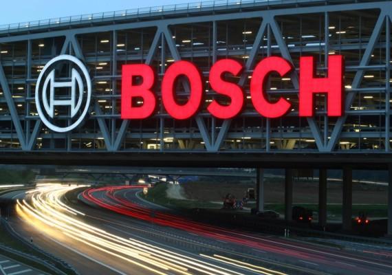 Bosch steigert Umsatz um 24 Prozent