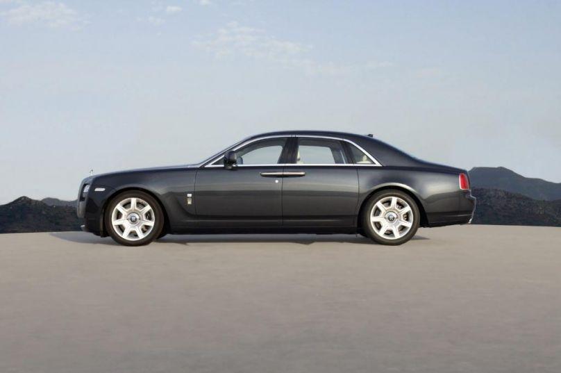 Bringt Rolls-Royce ein Elektrofahrzeug?
