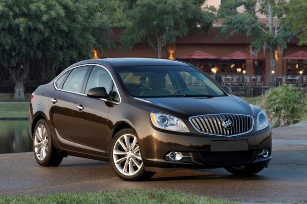 Buick: Neuer Kompakter für den US-Markt