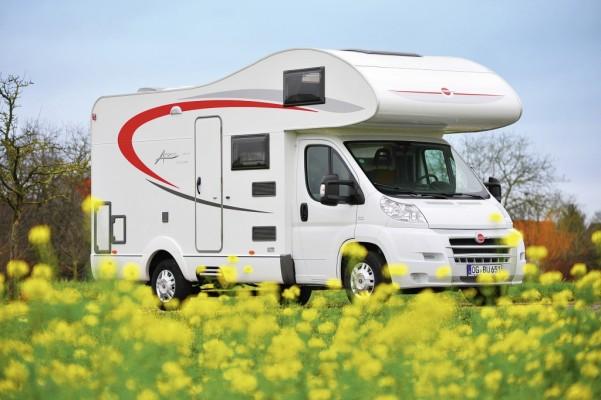 CMT 2011: Bürstner präsentiert neues Alkoven-Modell Argo time