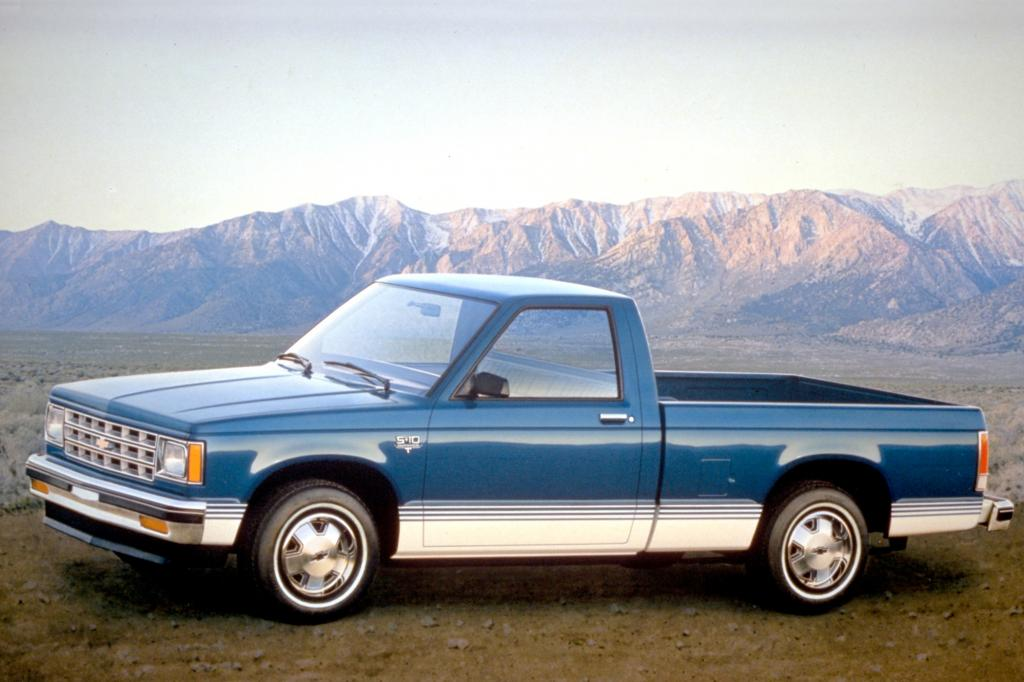Chevrolet Pick-up, 1989