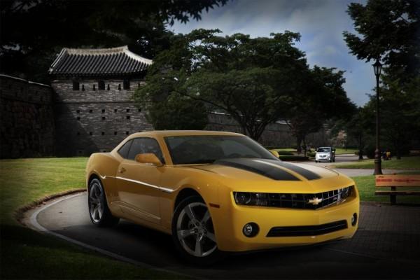 Chevrolet startet in Südkorea