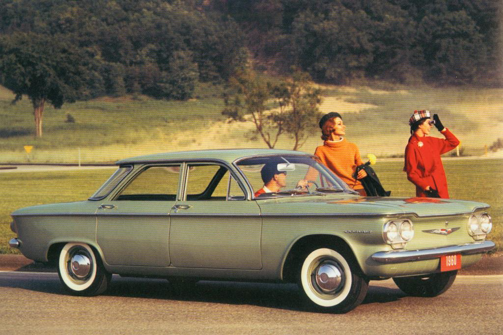 Chevy Corvair, 1960
