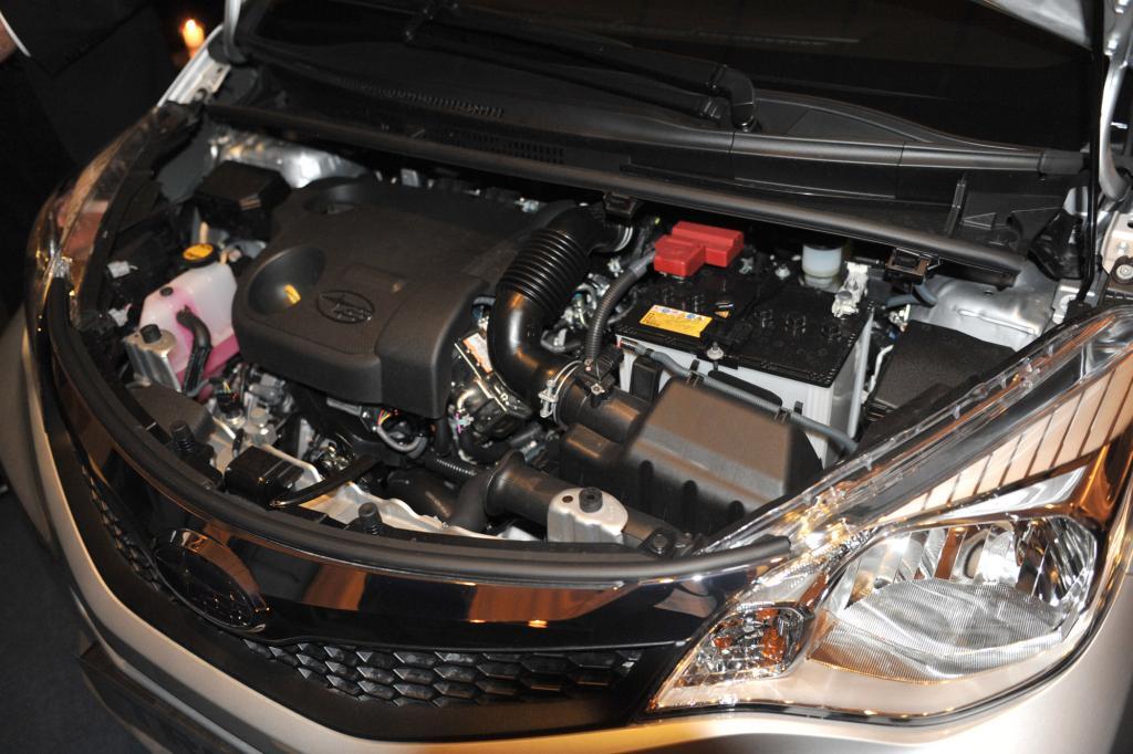 Dafür erhält man einen 74 kW/100 PS starken Vierzylinder mit 1,3 Litern Hubraum