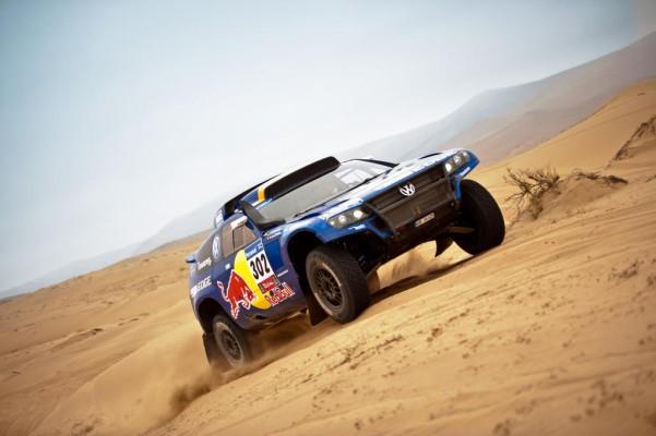 Dakar 2011: Al-Attiyah bleibt an der Spitze