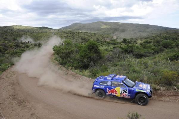Dakar 2011: Doppelführung für Volkswagen
