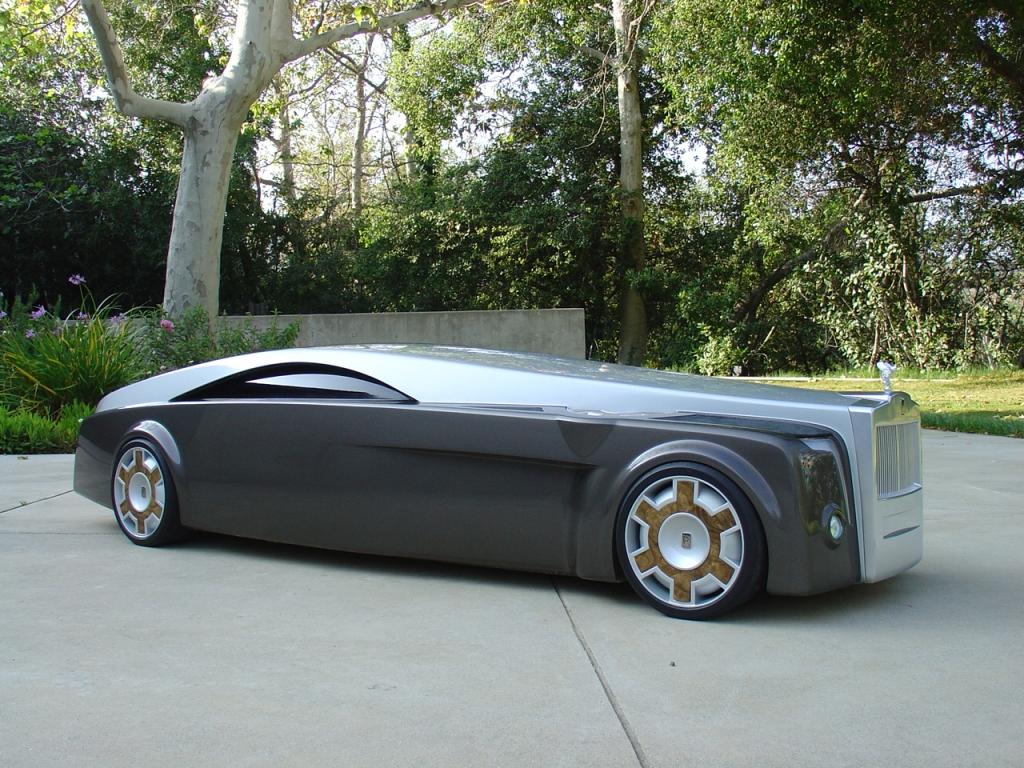 Das Design des amerikanischen Erfinders Jeremy Westerlund zieht alle Blicke auf sich, Bild: Jeremy Westerlund