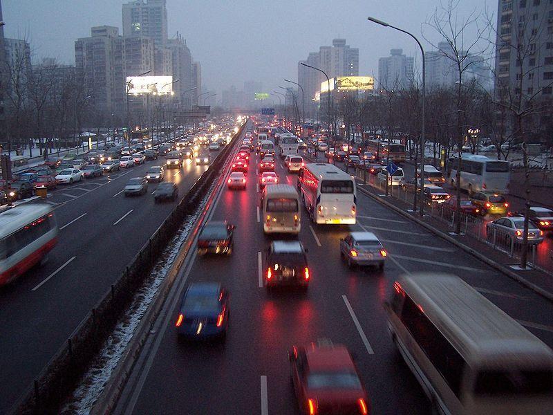 Das Verkehrschaos in Peking soll künftig besser werden