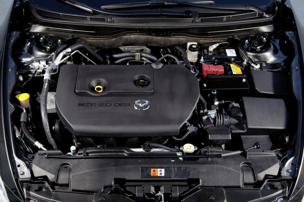 Dem 2,0-Liter-Benzin-Direkteinspritzer-Motor fehlt es bei niedrigen Drehzahlen an Kraft.