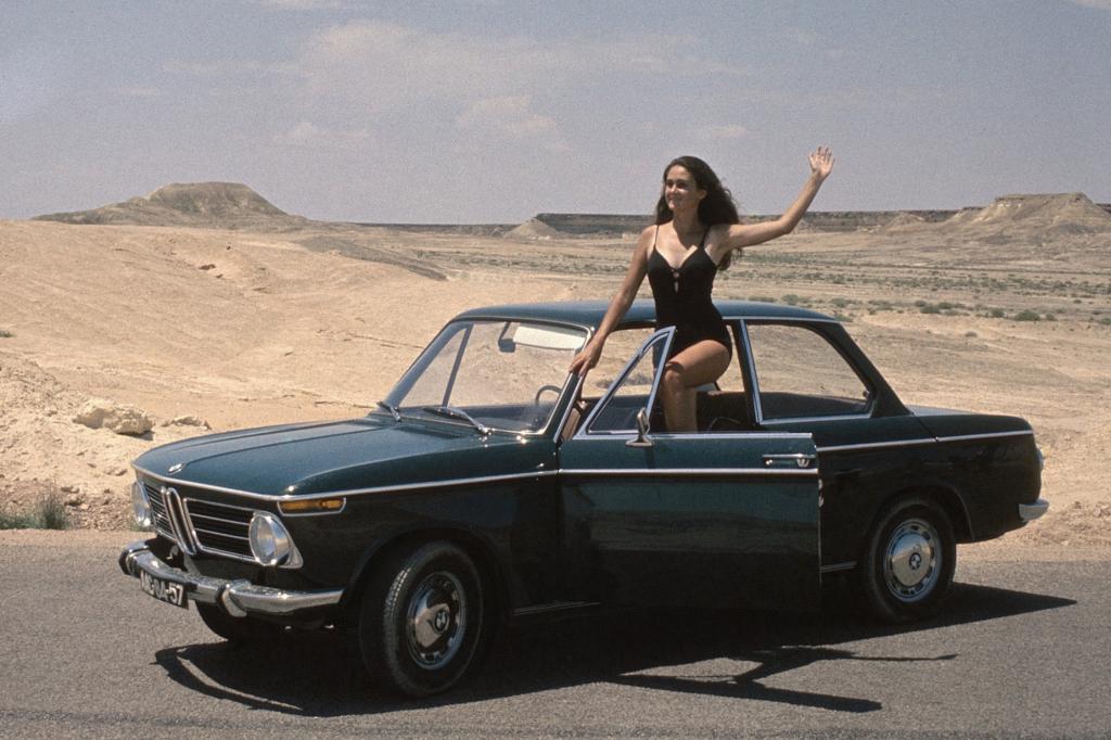 Der 2002 wurde zu einem riesigen Erfolg für BMW