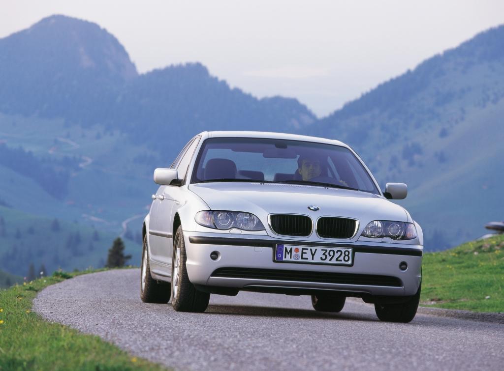 Der 3er BMW ist das beste Auto für Hundebesitzer, die es sich leisten können