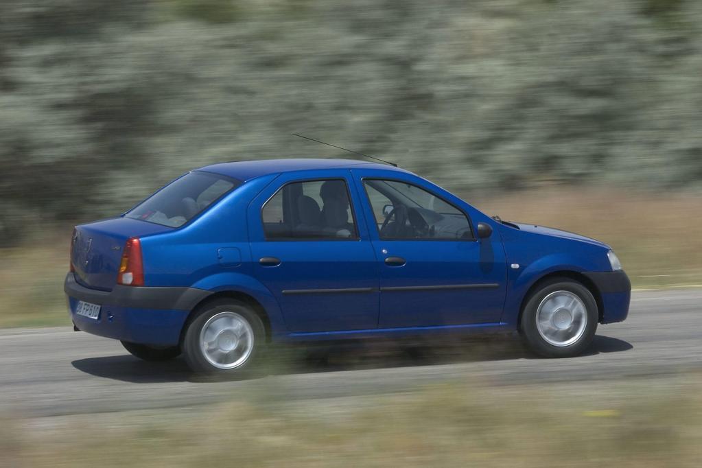 Der Dacia Logan wird in Deutschland nicht mehr angeboten.
