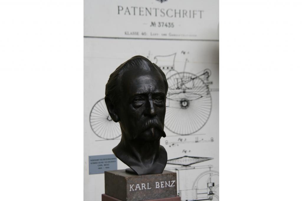Der Erfinder des Autos, Karl Benz