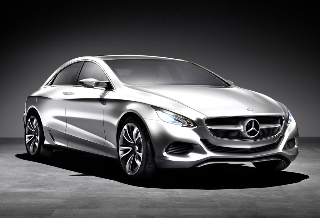Der F800 Style gilt als Technologieträger und Leitbild der neuen Mercedes-Formensprache.