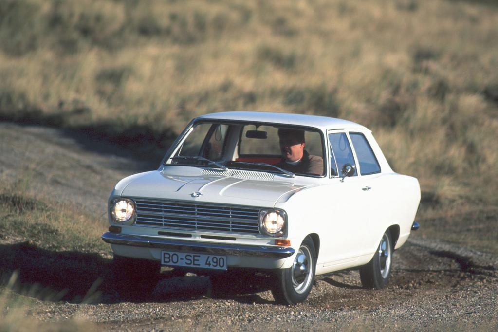 Der Opel Kadett B kam 1965 auf den Markt.