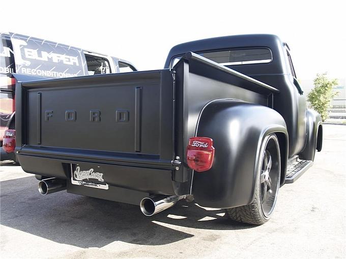 Der Pick up wurde für knapp 100.000 Euro verkauft, Foto: www.westcoastcustoms.com