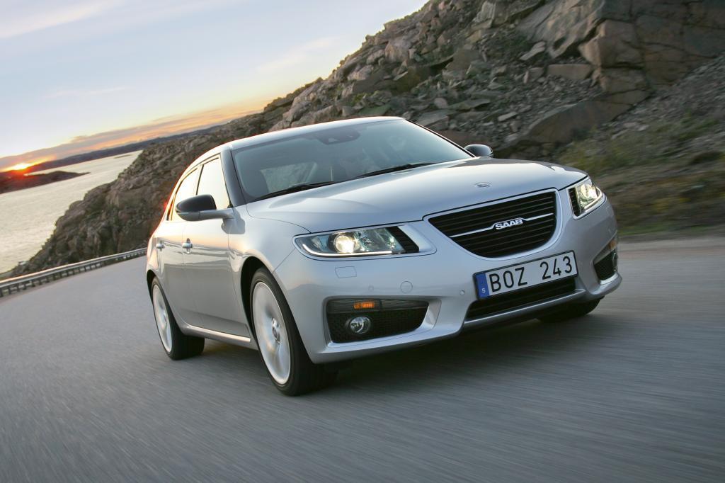 Der getestete Saab 9-5 2.0 TiD Automatik kostet in der gehobenen Vector 40.600 Euro