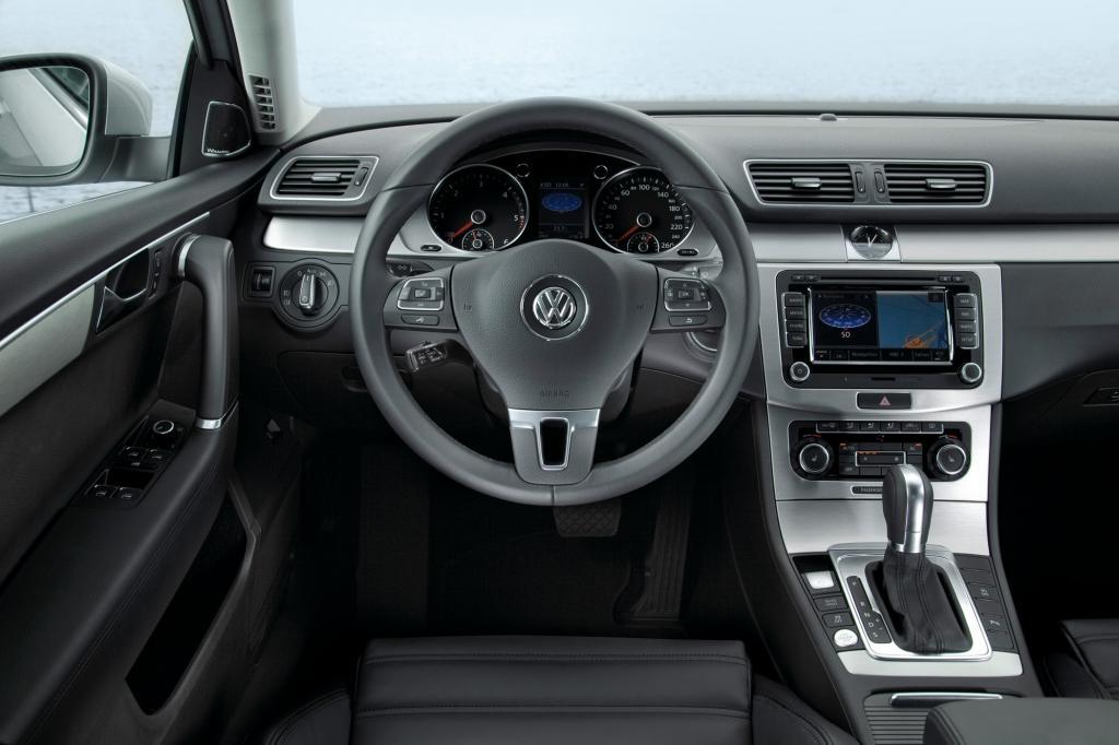 Der sauber verarbeitete Innenraum gehört zum guten VW-Ton