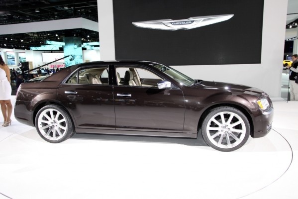 Detroit 2011: Chrysler präsentiert den neuen 300 C