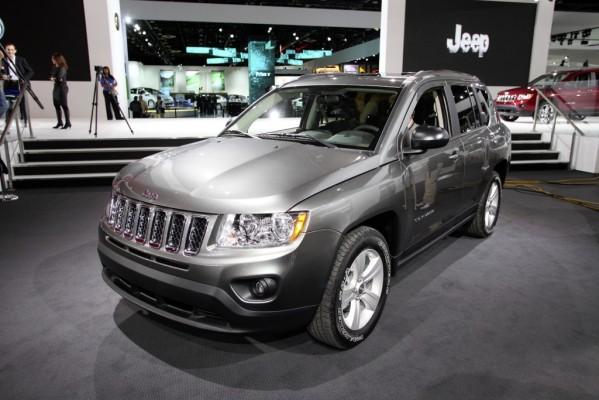 Detroit 2011: Der Jeep Compass wird runder