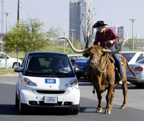 Detroit 2011: Der Smart ist und bleibt ein Stadtauto