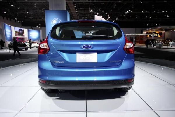 Deutschlandpremiere des Ford Focus
