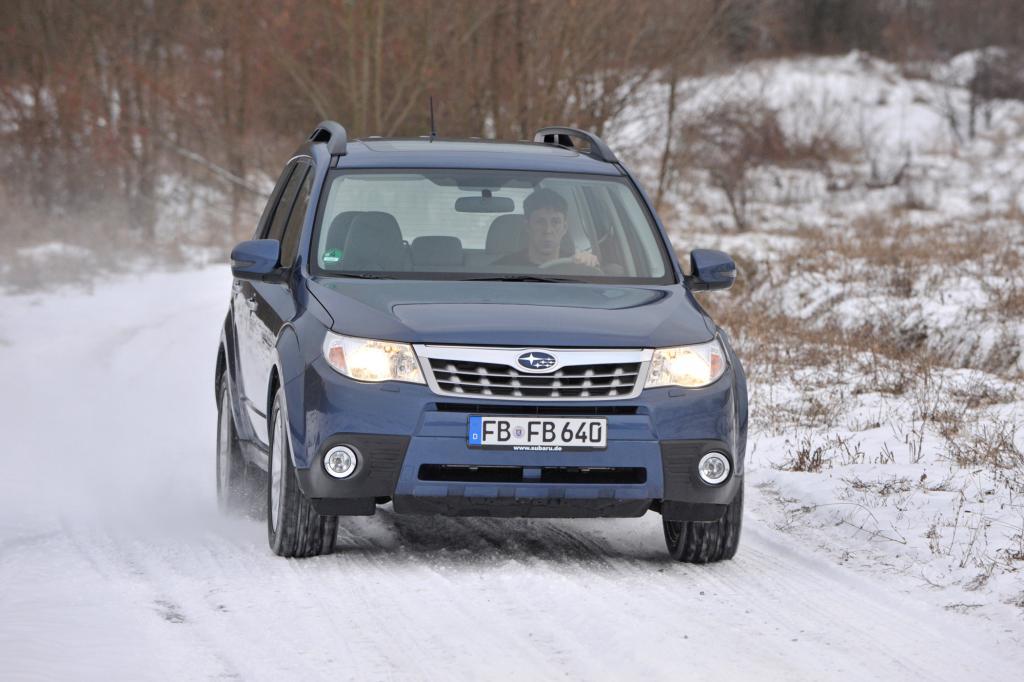 Die wichtigste Änderung des gerade überarbeiten Subaru Forester steckt unter der Haube