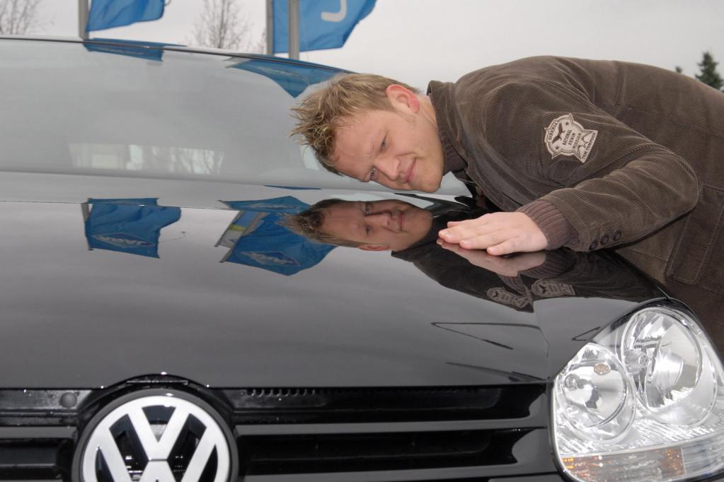 Durch Autowäsche Rost vorbeugen