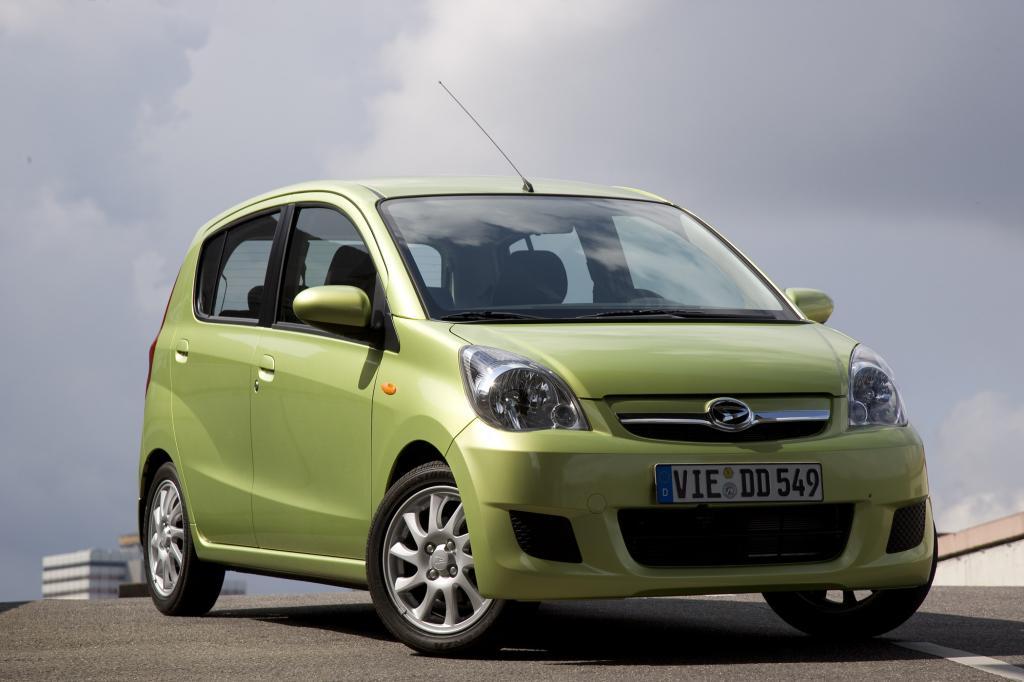 Eilmeldung - Daihatsu gibt Vertrieb in Deutschland und Europa auf