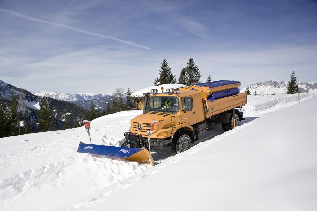 Erneuter Winterbruch - Wieder Alpenpässe gesperrt