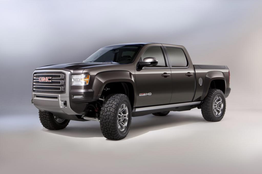 Für ordentlichen Vortrieb sorgt ein 6,6-Liter-Dieselmotor mit mehr als 400 PS.