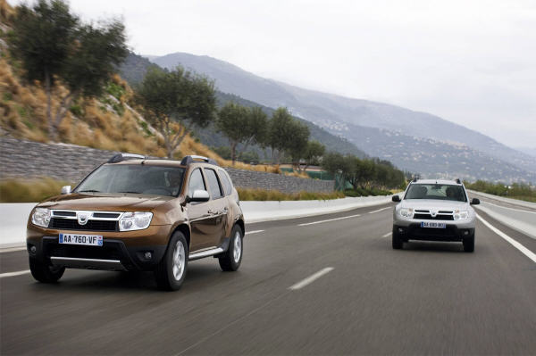 Fahrbericht Dacia Duster: Für kühle Rechner