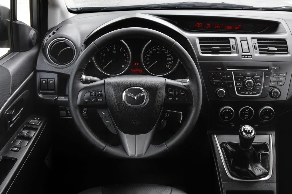 Fahrbericht Mazda5 2.0 l MZR-DISI: Japanischer Van mit Wohlfühlfaktor | Foto: Mazda