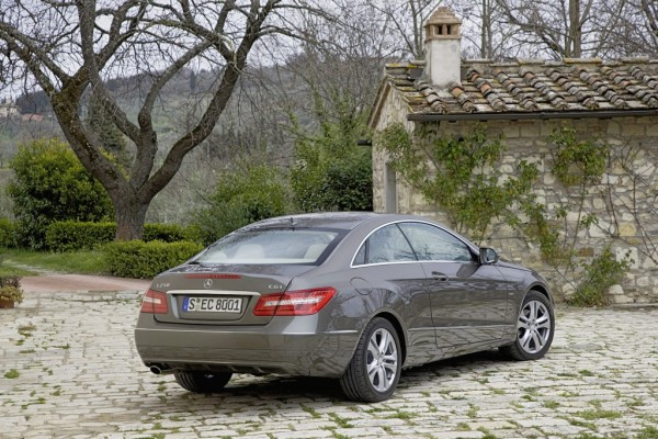 Fahrbericht Mercedes-Benz E-Klasse Coupé: Mehr Komfort als Sport