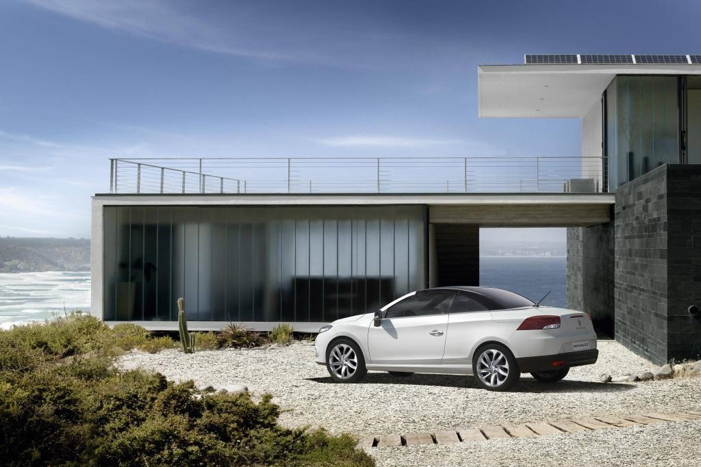Fahrbericht Renault Megane CC: Dem Himmel ganz nah