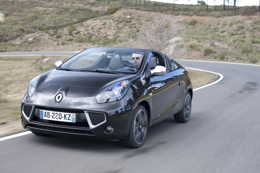 Fahrbericht Renault Wind: Das himmlische Kind