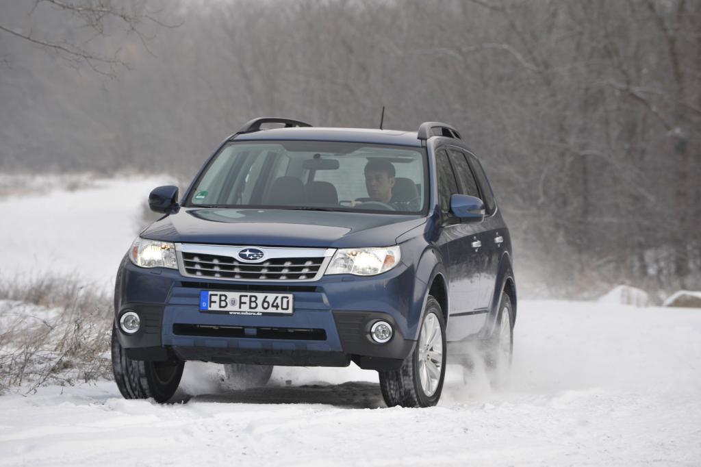 Fahrbericht: Subaru Forester 2.0 - Der Förster wird grüner