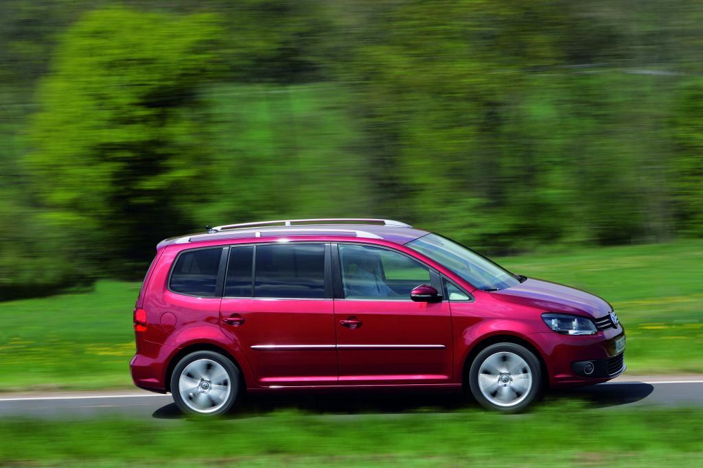 Fahrbericht Volkswagen Touran: Dynamik und Fahrspaß