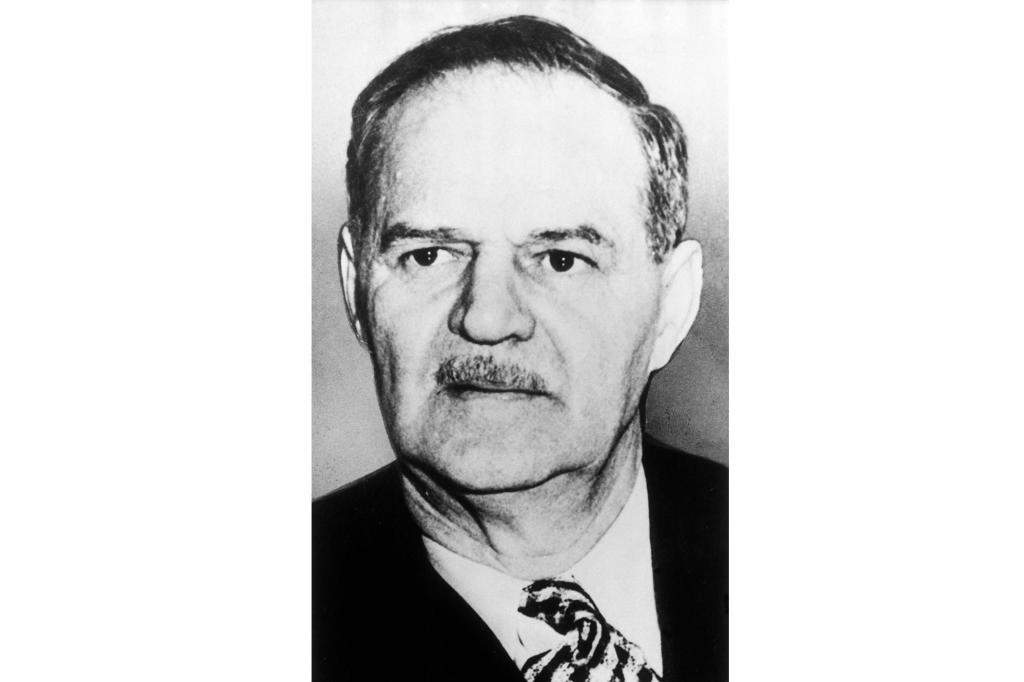 Firmengründer Louis Chevrolet