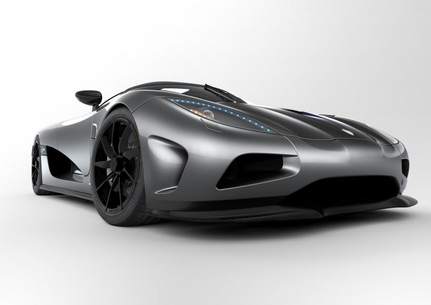 Forbes Liste: Die zehn teuersten Autos der Welt. Koenigsegg Agera.