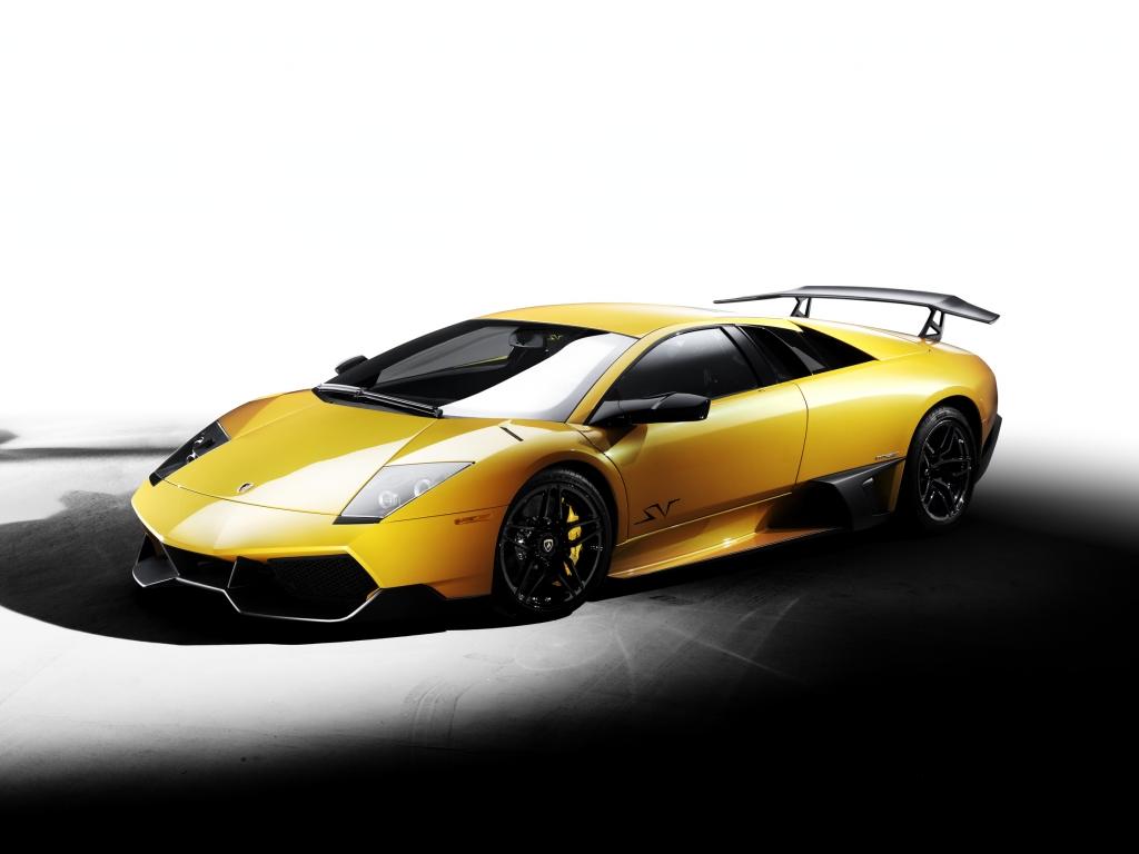 Forbes Liste: Die zehn teuersten Autos der Welt. Lamborghini Murciélago LP670-4 SuperVeloce.