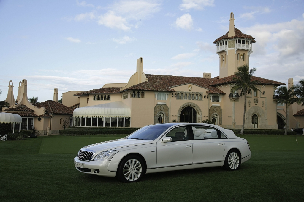 Forbes Liste: Die zehn teuersten Autos der Welt. Maybach Landaulet.