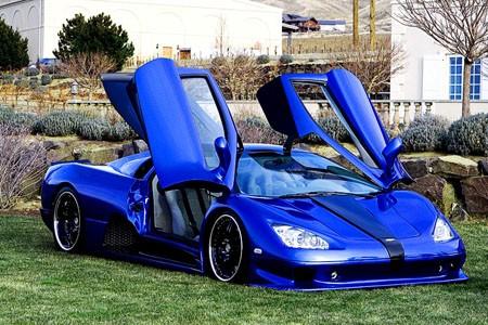 Forbes Liste: Die zehn teuersten Autos der Welt. SSC Ultimate Aero.