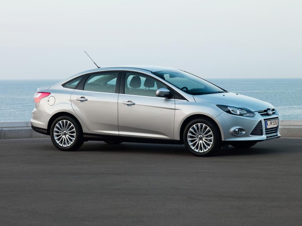 Ford Focus 1,6 EcoBoost: Den Golf im Visier
